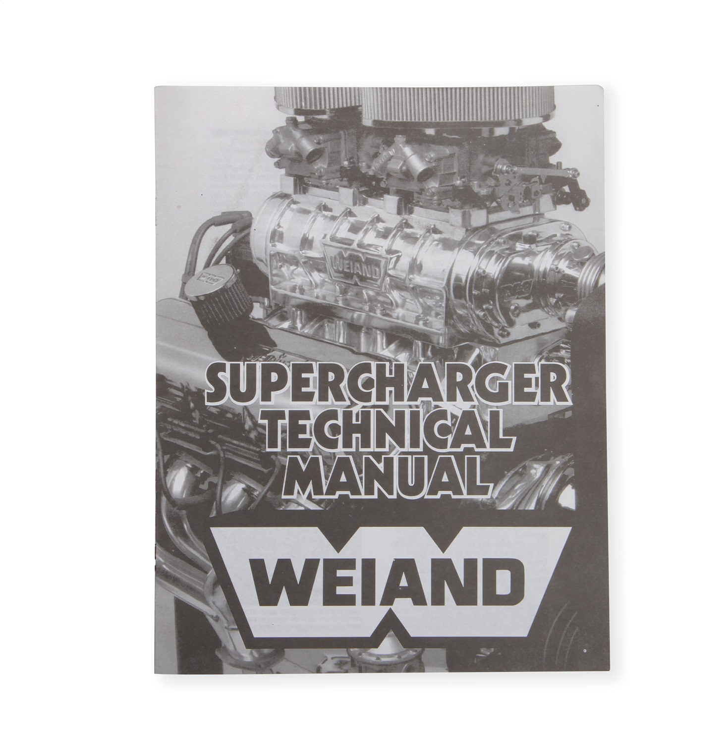 Weiand 9024 SuperCharger Manual