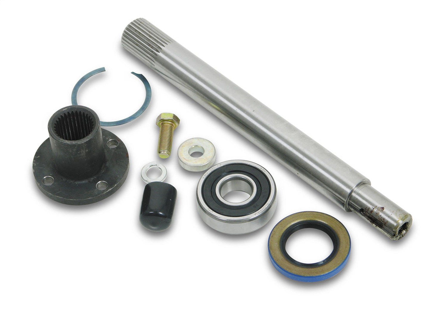 Weiand 91180 PowerCharger Input Shaft/Coupler Kit