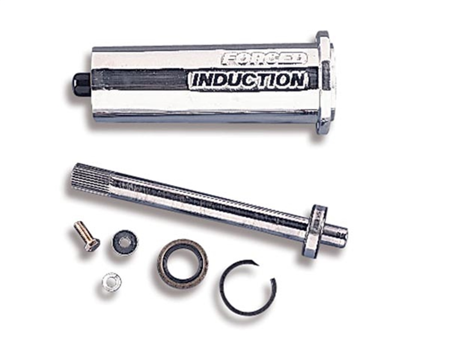 Weiand 91181 PowerCharger Input Shaft/Coupler Kit
