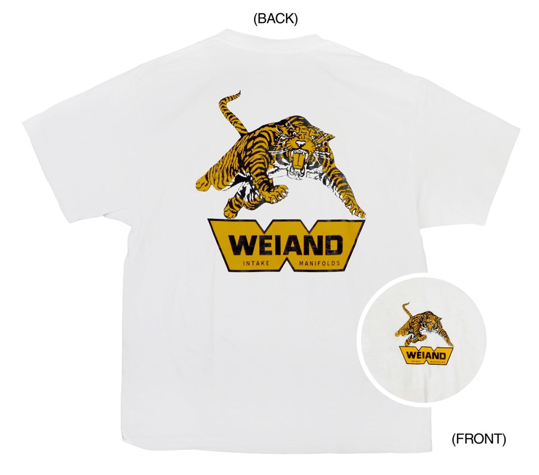 Weiand 10006-XLWND Weiand Tiger T-Shirt