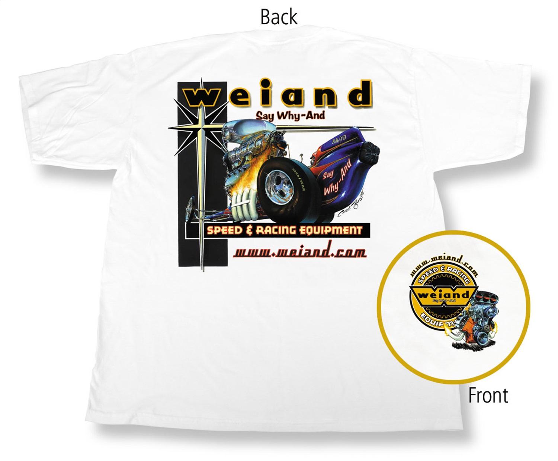 Weiand 10000-XXLWND Weiand Retro T-Shirt