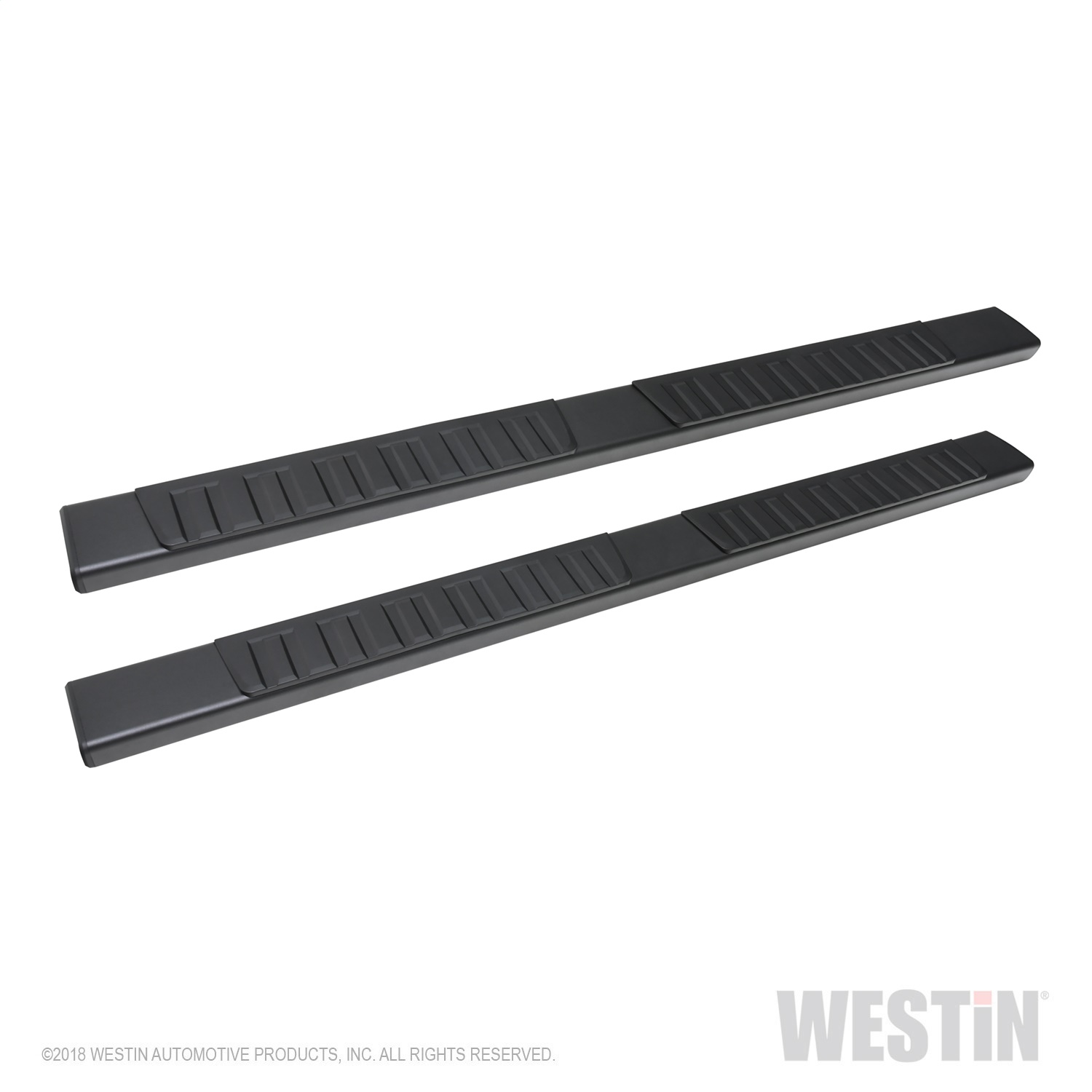 R7 Nerf Step Bars, Black, Mount Kit Included,