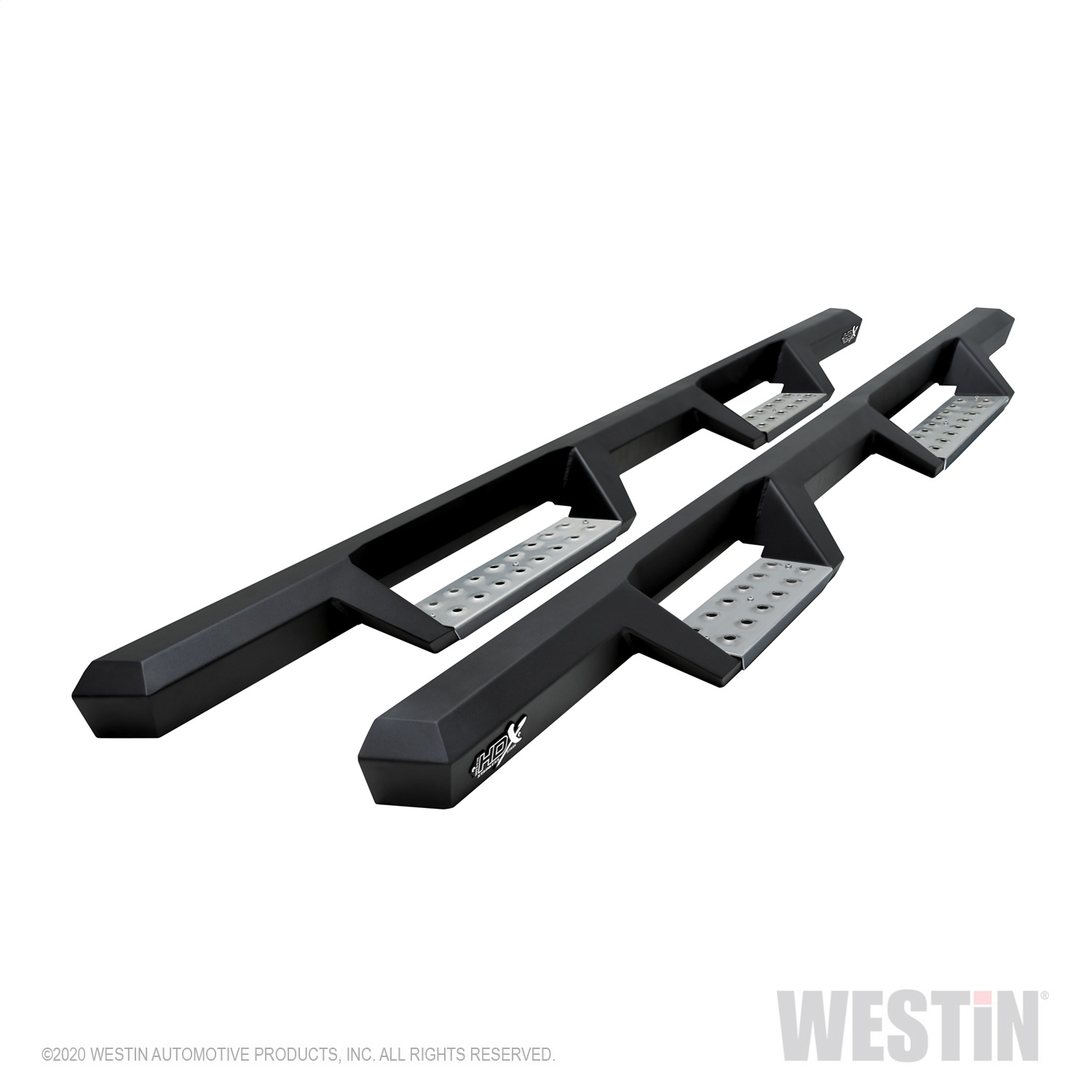 Westin 56-116852 HDX Stainless Drop Nerf Step Bars