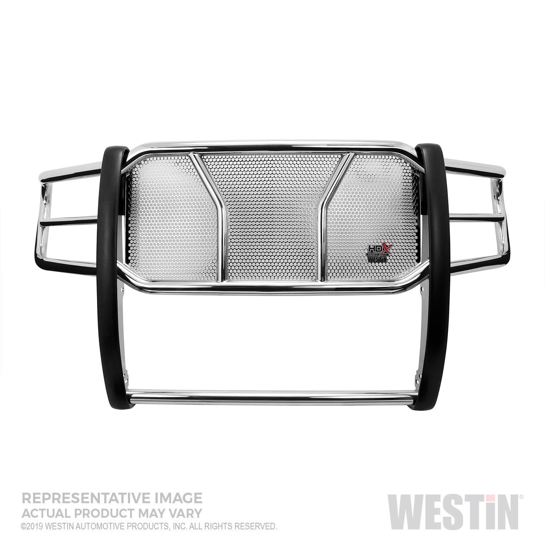 Westin 57-3990 HDX Grille Guard Fits 20 Silverado 2500 HD Silverado 3500 HD