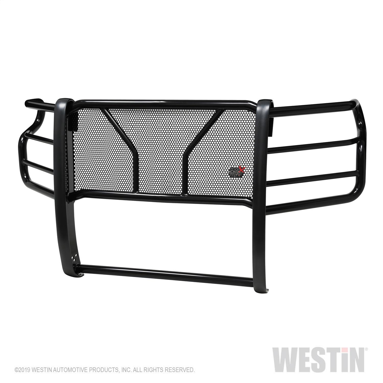 Westin 57-3995 HDX Grille Guard Fits 20 Silverado 2500 HD Silverado 3500 HD