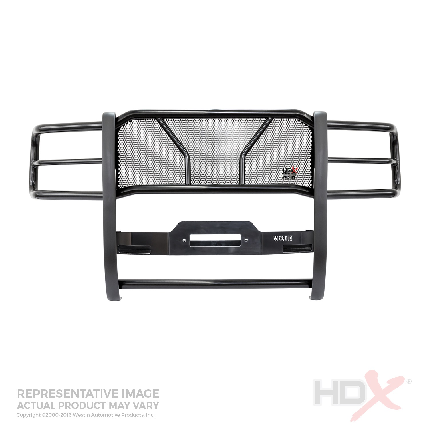 Westin 57-0001 HDX Grille Guard Rubber Strip Replacement