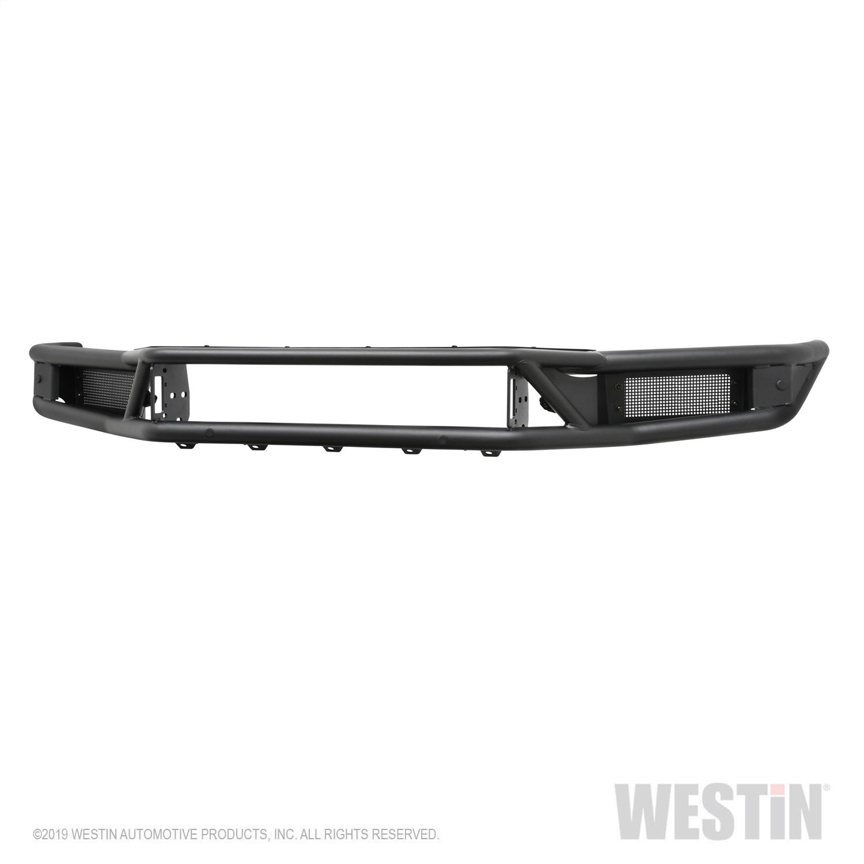 Westin 58-61215 Outlaw Front Bumper Fits 19-20 Silverado 1500
