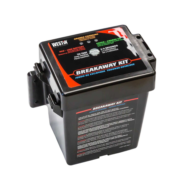 Westin 65-75028 Trailer Brake Control Breakaway Kit