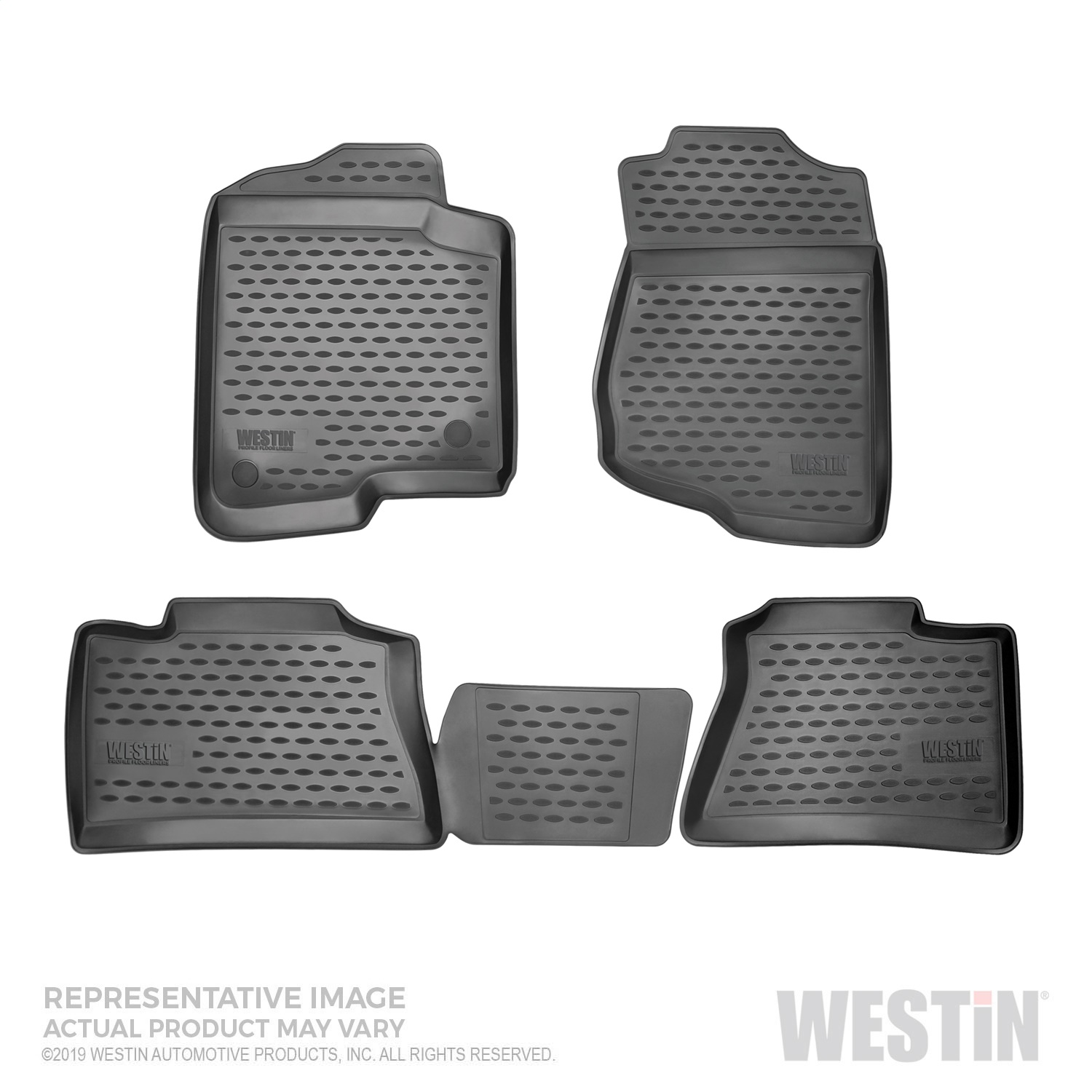 Westin 74-39-51032 Profile Floor Liner Fits 19 Outback