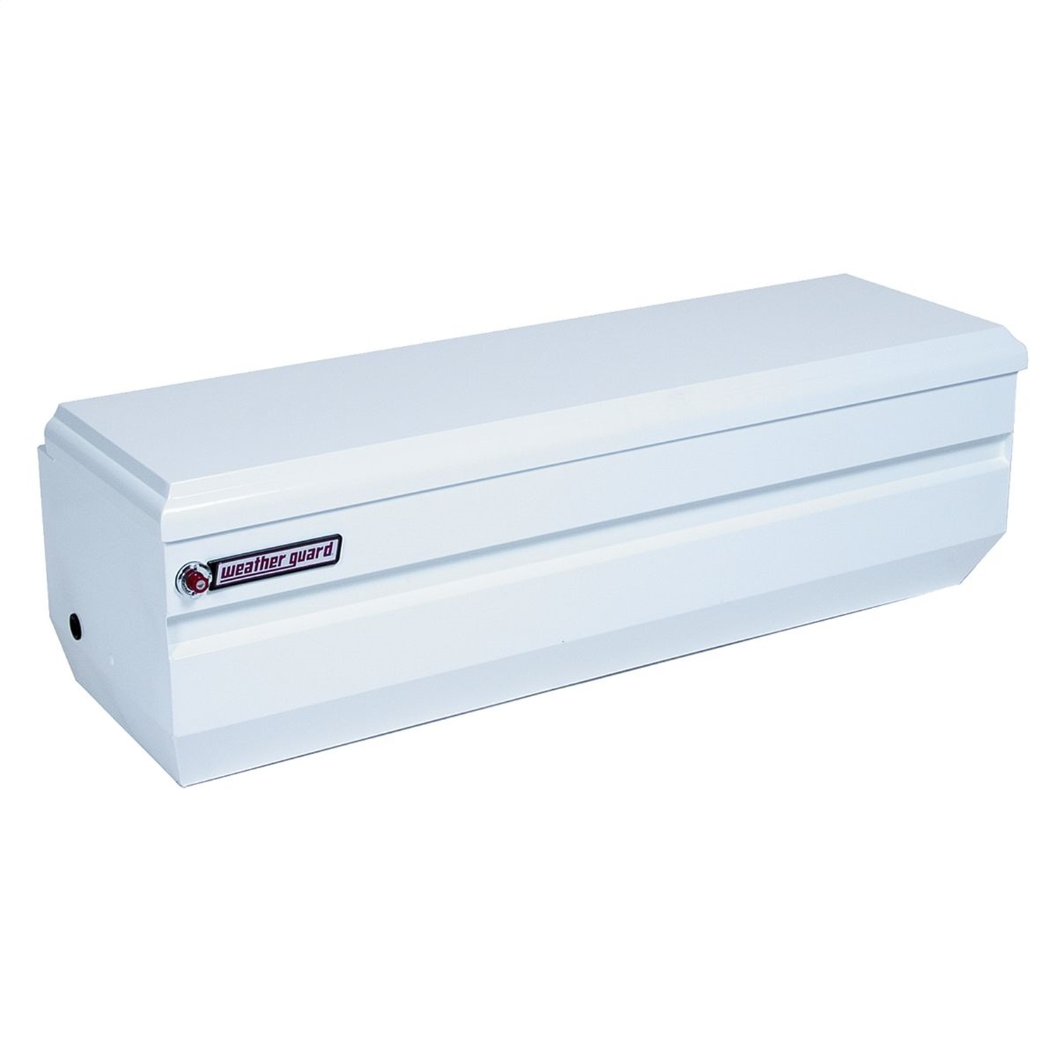 All Purpose Chest, 13.1 ft., Height 19.25 in., Length 62 in., Width 20 in., White, Heavy Duty Welded, Steel