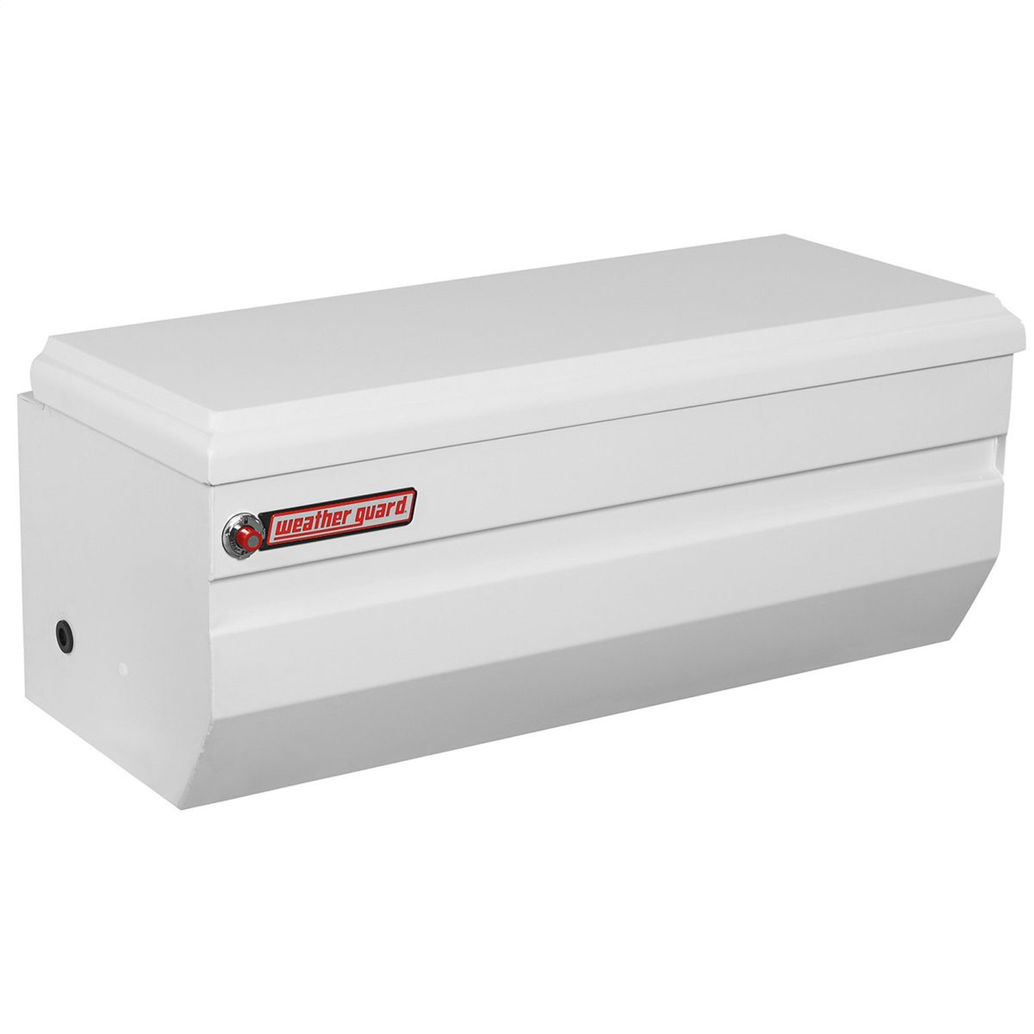 All Purpose Chest, 10 ft., Height 19.25 in., Length 47 in., Width 20.25 in., White, Heavy Duty Welded, Steel