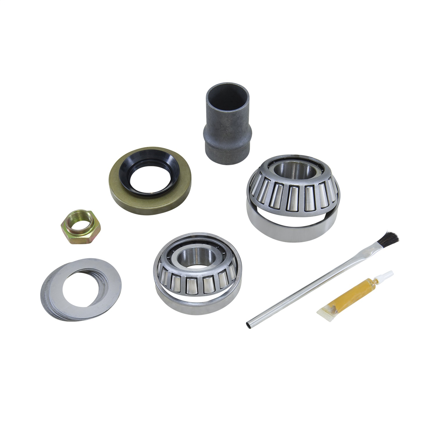 Yukon Gear & Axle PK TLC-REV-B Pinion Install Kit Fits 4Runner FJ Cruiser Tacoma