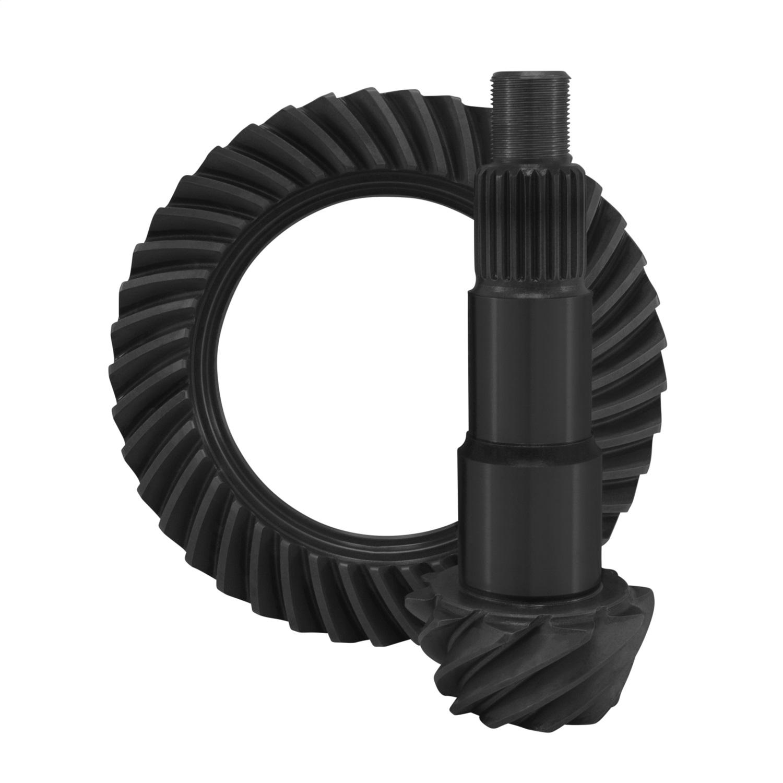 Yukon Gear & Axle YG D30SR-456JK Ring And Pinion Gear Set Fits Wrangler (JK)