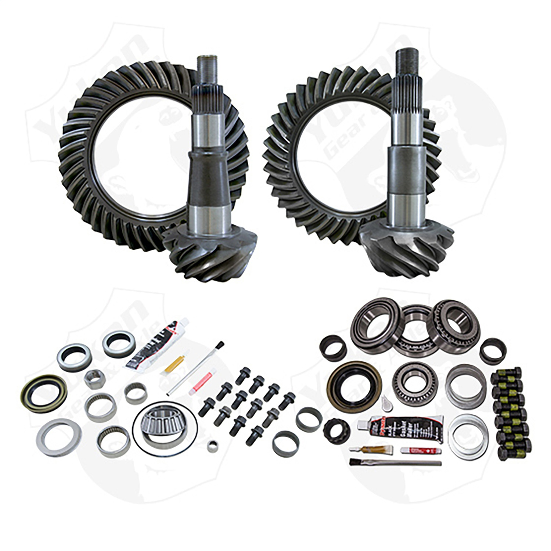Yukon Gear & Axle YGK058 Yukon Gear And Install Kit Fits 03-10 Ram 2500 Ram 3500
