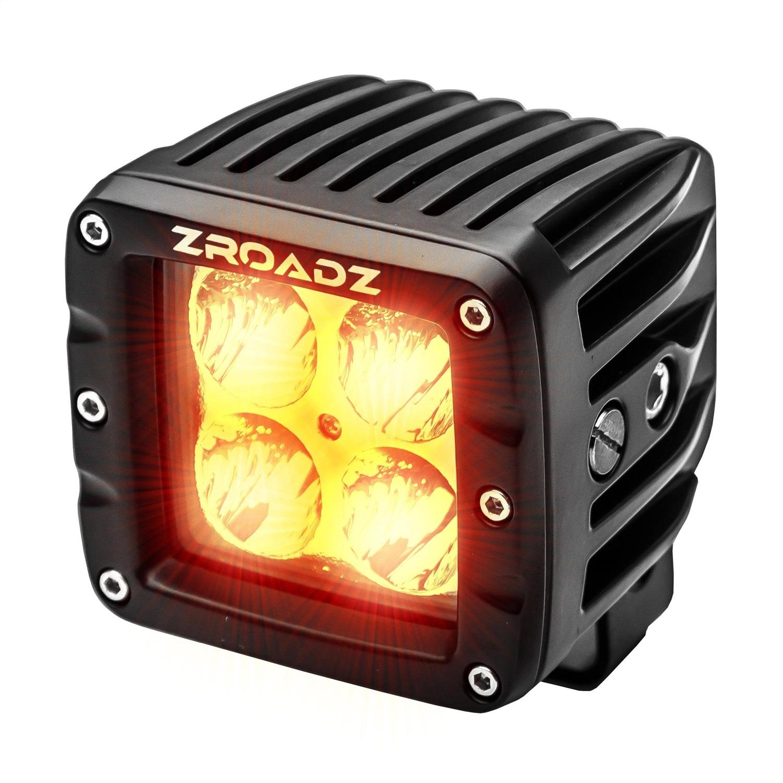 ZROADZ Z30BC20W-2-E4A LED Flood Beam Pod Light