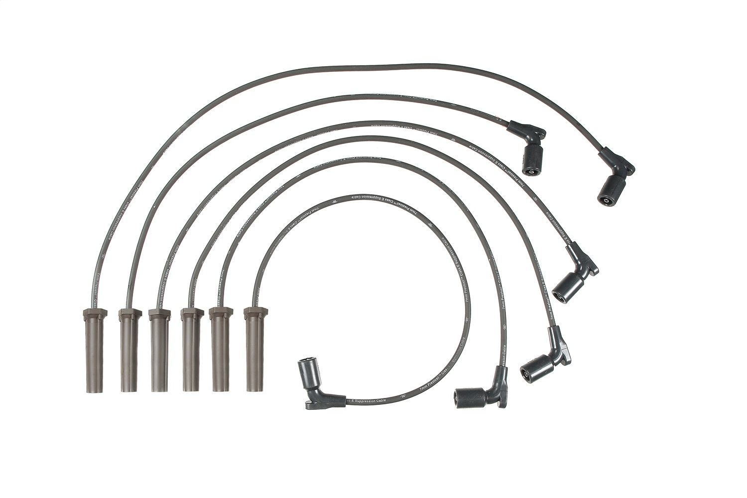 ACCEL 116082 PC WIRE SET 07-11 GM 6-CYL