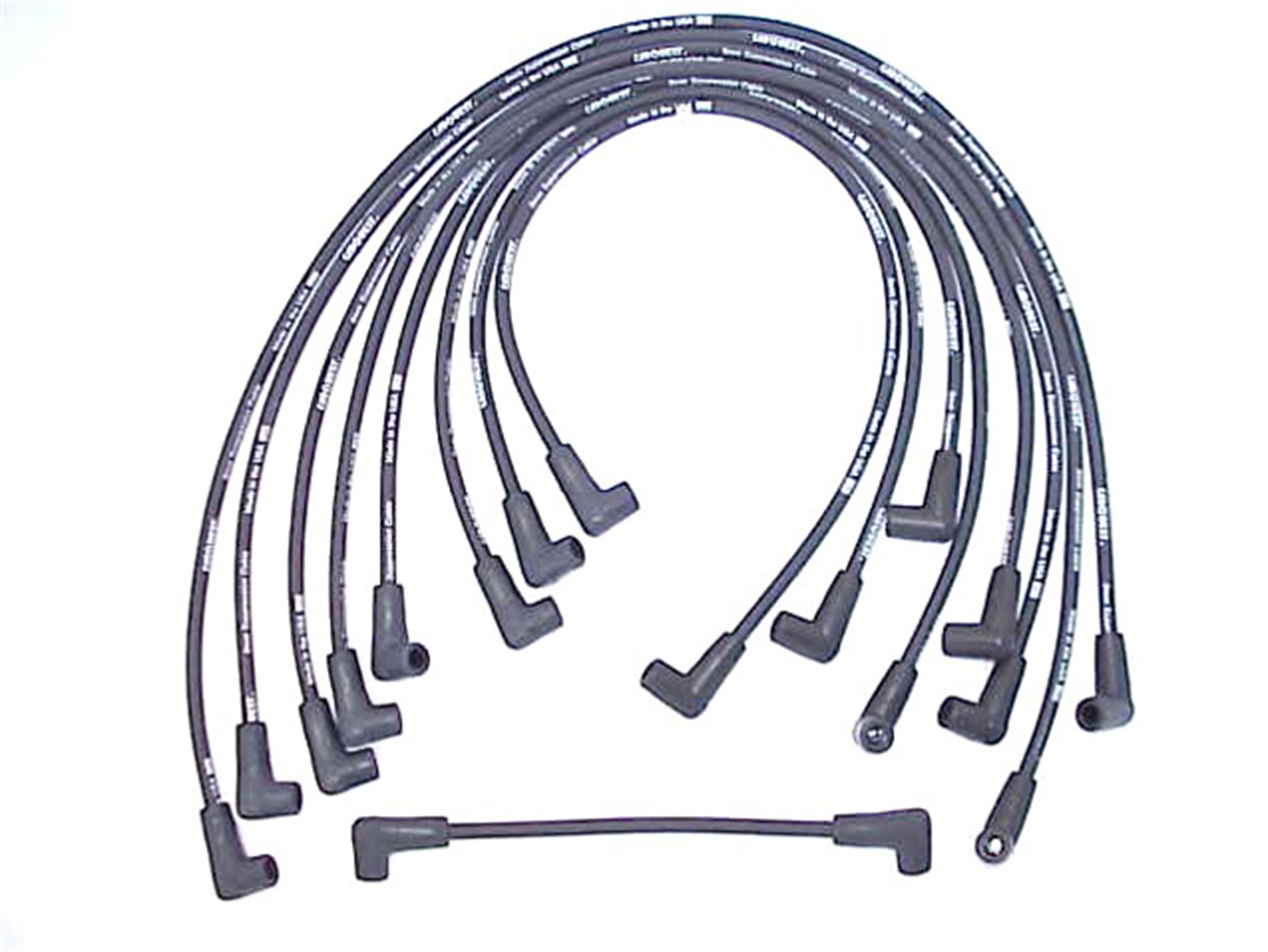 ACCEL 118008 PC WIRE SET 87-96 GM 8-CYL