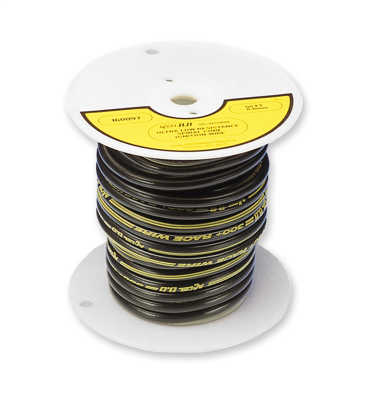 ACCEL 160097 SPOOLED WIRE 8.8MM 300+ 60FT