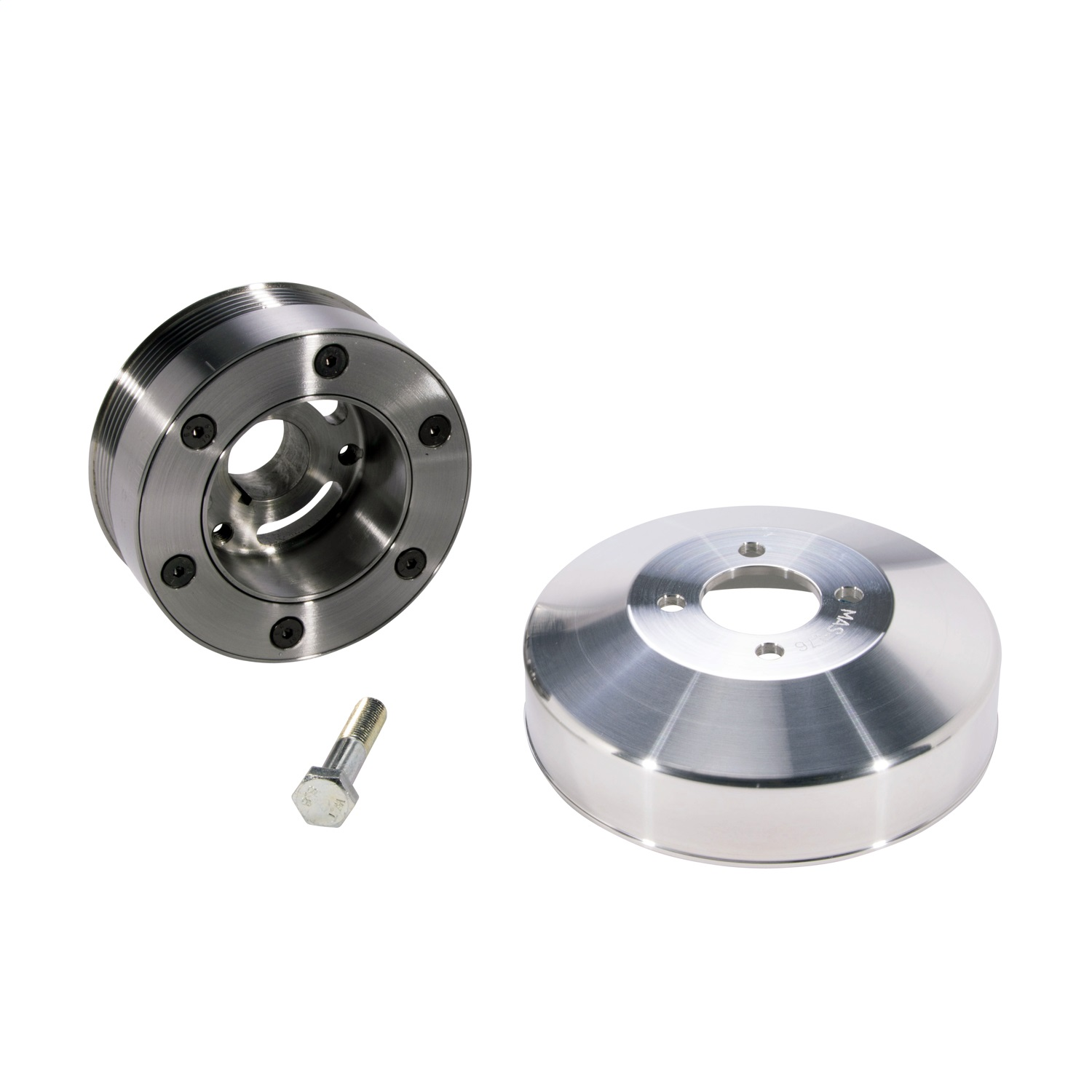 BBK Performance Parts 1653 Power-Plus Series Underdrive Pulley System