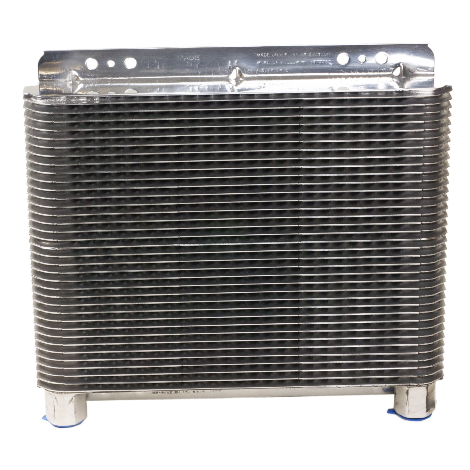 B&M 70272 SUPERCOOLER POLISHED
