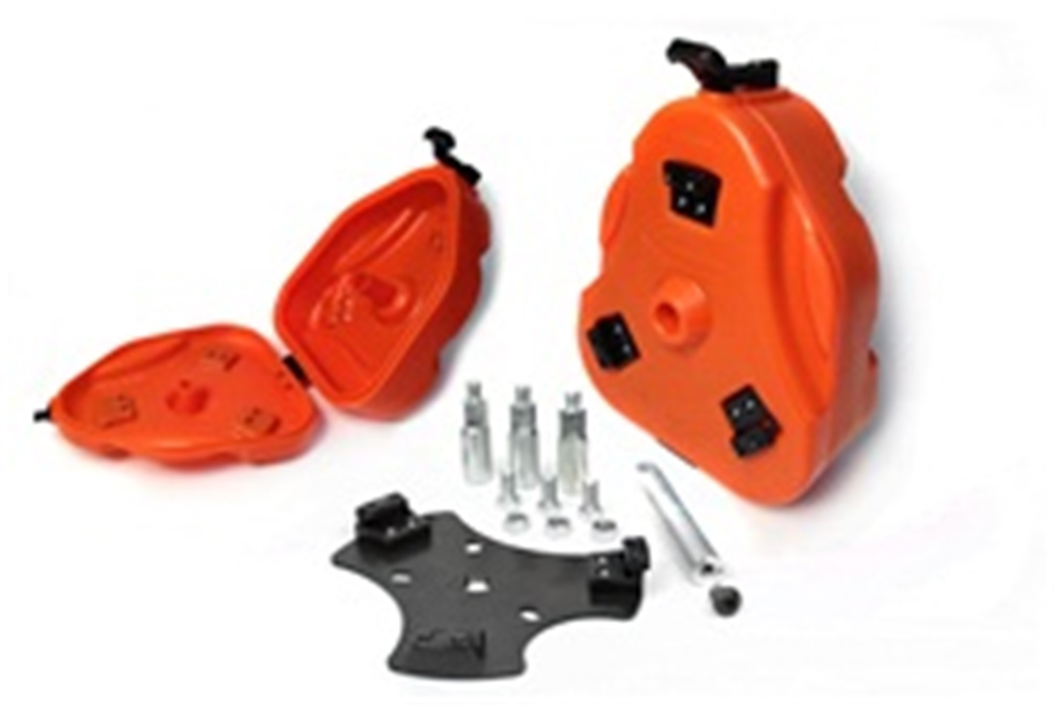 Daystar KJ71035OR Can Cam/Trail Box Complete Kit