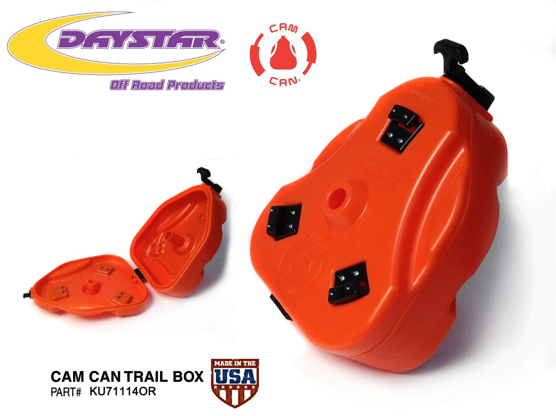 Daystar KU71114OR Can Cam/Trail Box