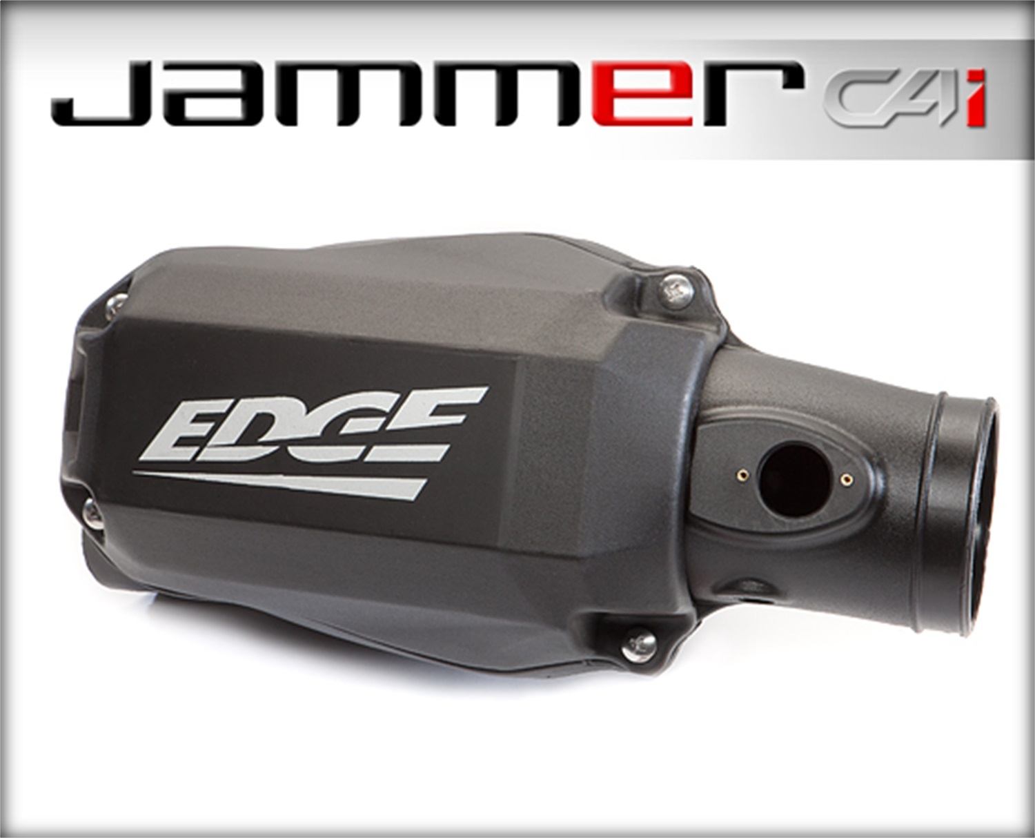 Edge Products 18185-D JAMMER CAI FORD 2008-2010 6.4L (Dry Filter)