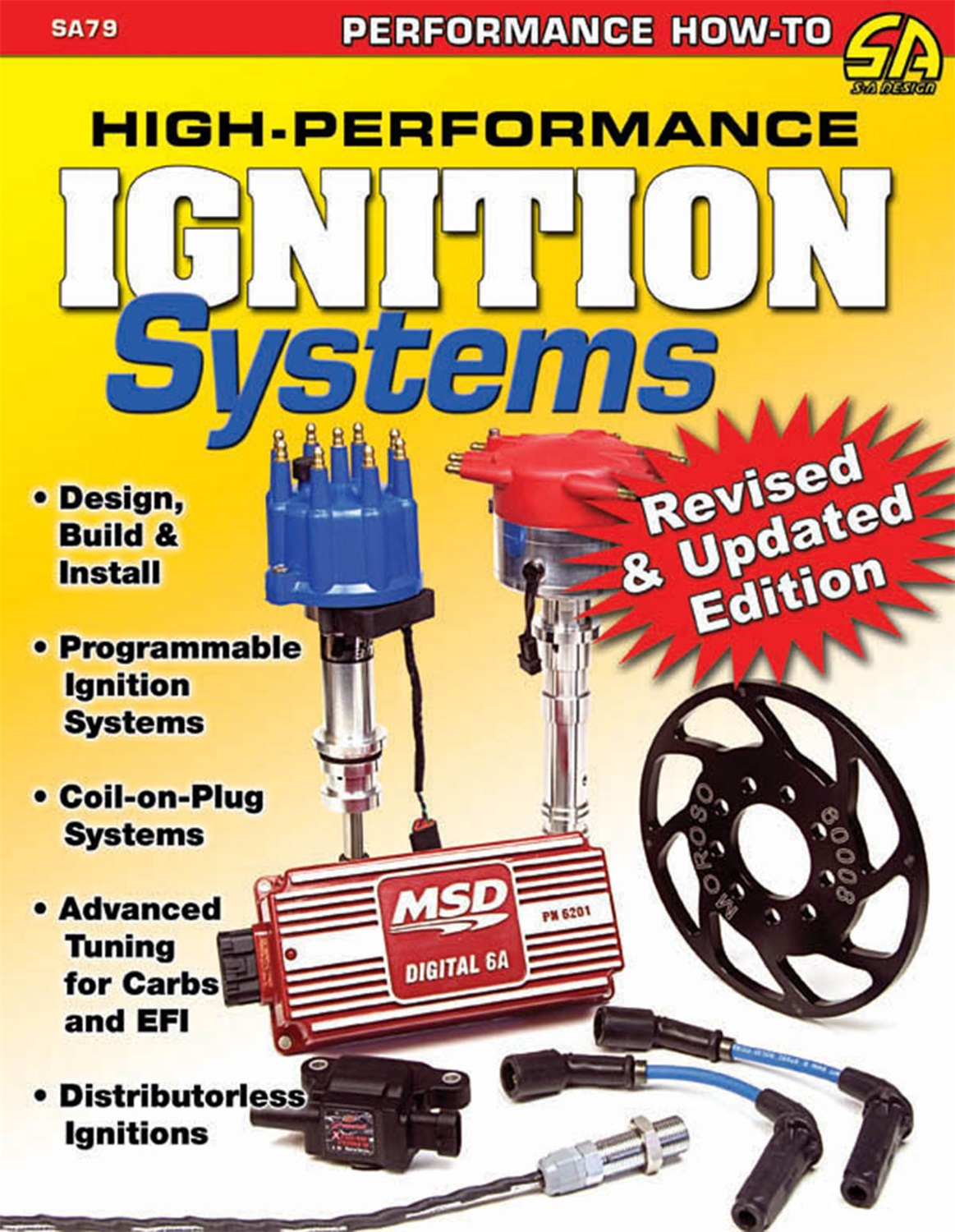 MSD Performance 9630 How To Build High Performance Ignition Systems