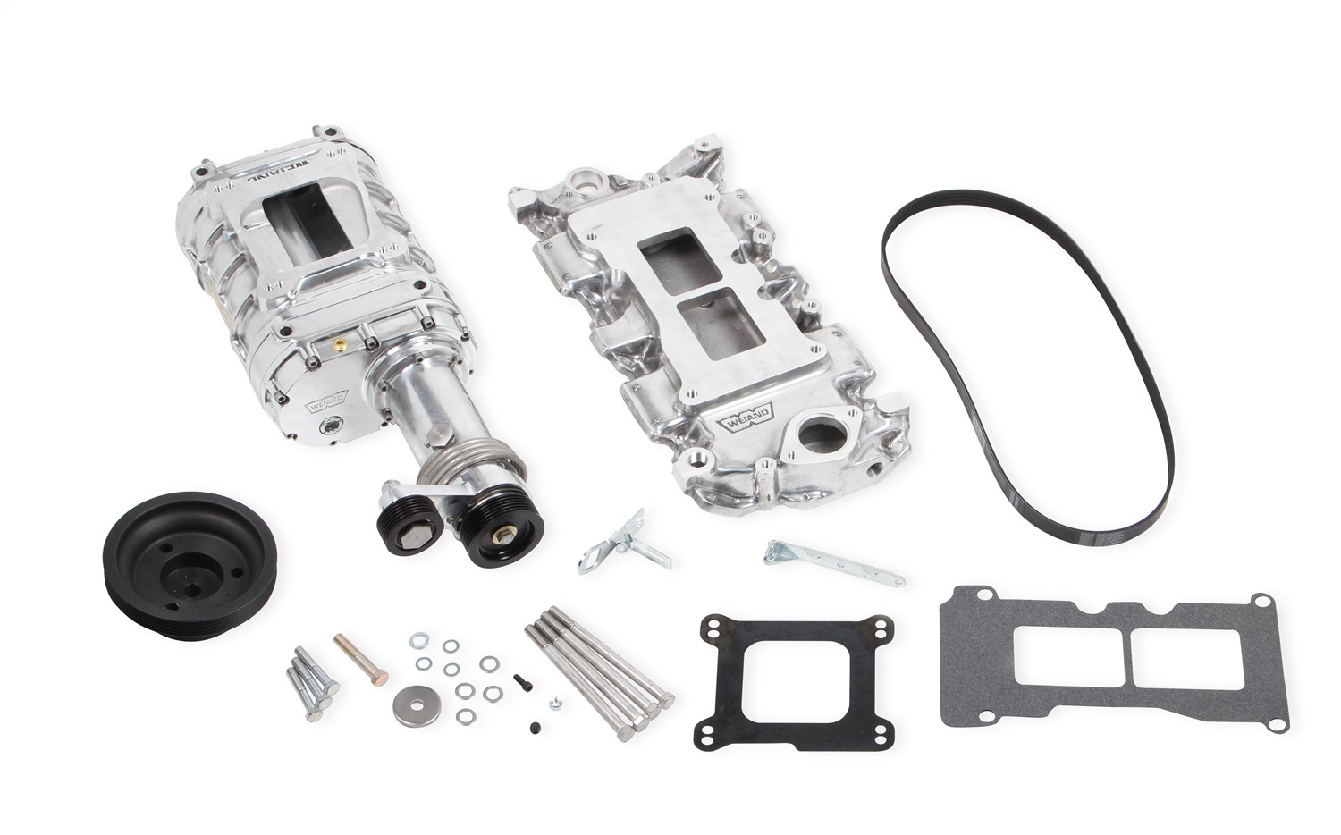Weiand 6508-1 14X series Superchargers